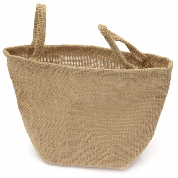 Торбичка от зебло тип кашпа 120~230x150~240 мм непромокаема с дръжки