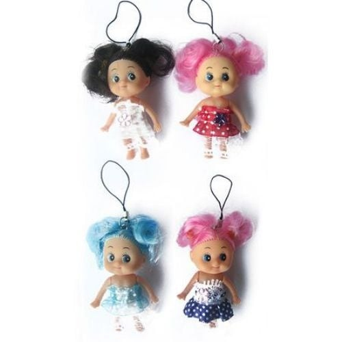 Кукли с връзка за GSM 75мм. -12бр. модел1