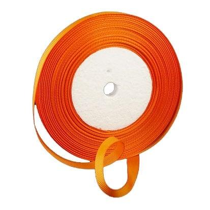 Ширит cатен 10 мм оранжев ±22 метра