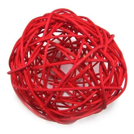 Сухи топки 100 мм червени