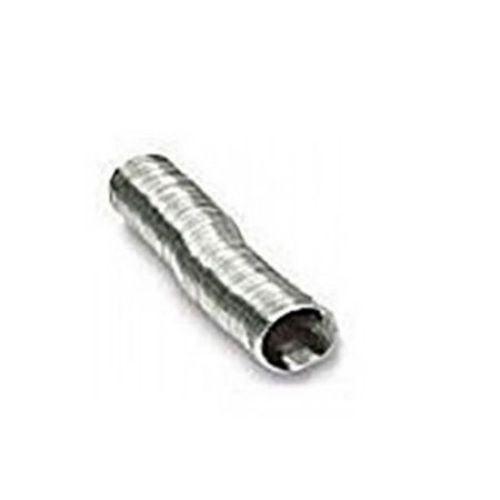 Тел за пръстен 22x0.6 мм цвят сребро -50 навивки