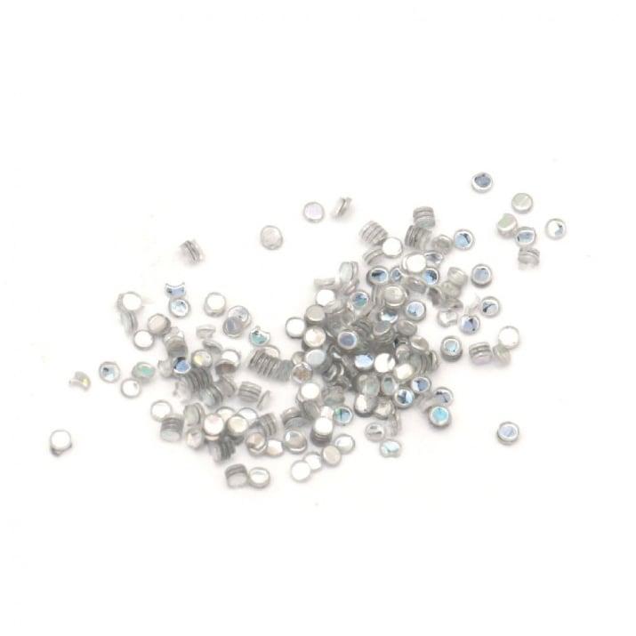 Брокат сребро дъга 1.2 мм -10 грама