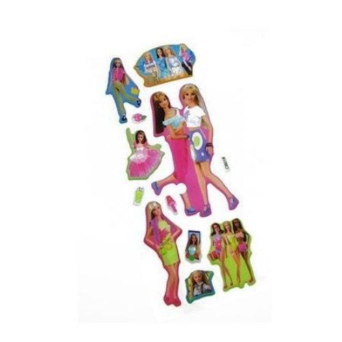 Фигурка лепяща с брокат Барби2