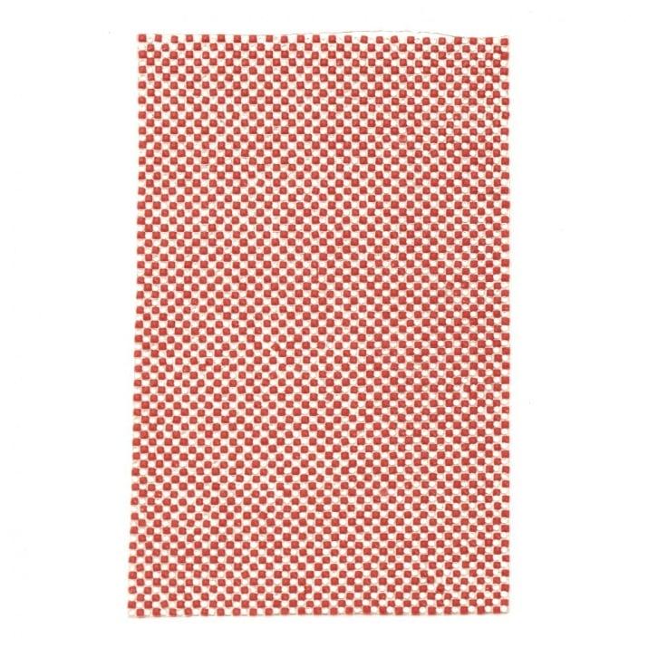 Акрилни камъни за топло залепване квадрат 2.5x2.5 мм червен и кръг 2 мм прозрачен 120x200 мм-1 брой