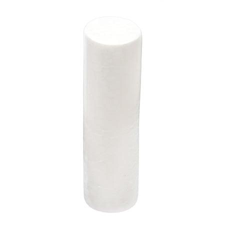 Цилиндър стиропор 123x35 мм за декорация -2 броя