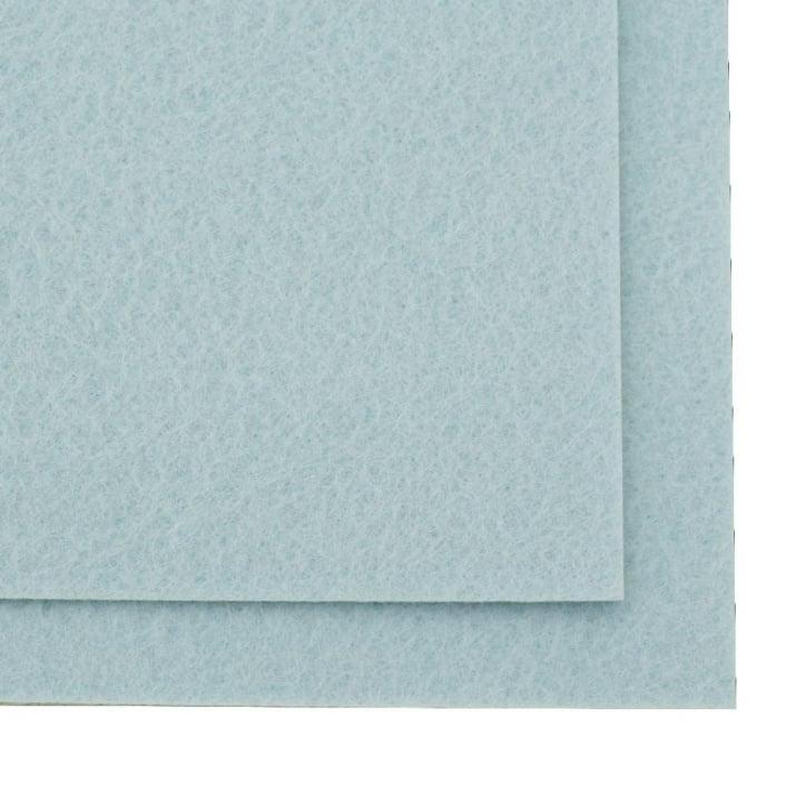 Филц 3 мм A4 20x30 см цвят син бледо -1 брой
