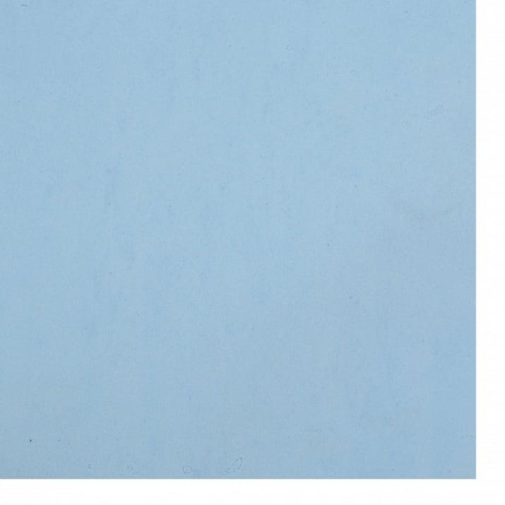 Фоамиран /микропореста гума/ 0.8~0.9 мм 50x50 см цвят син бледо