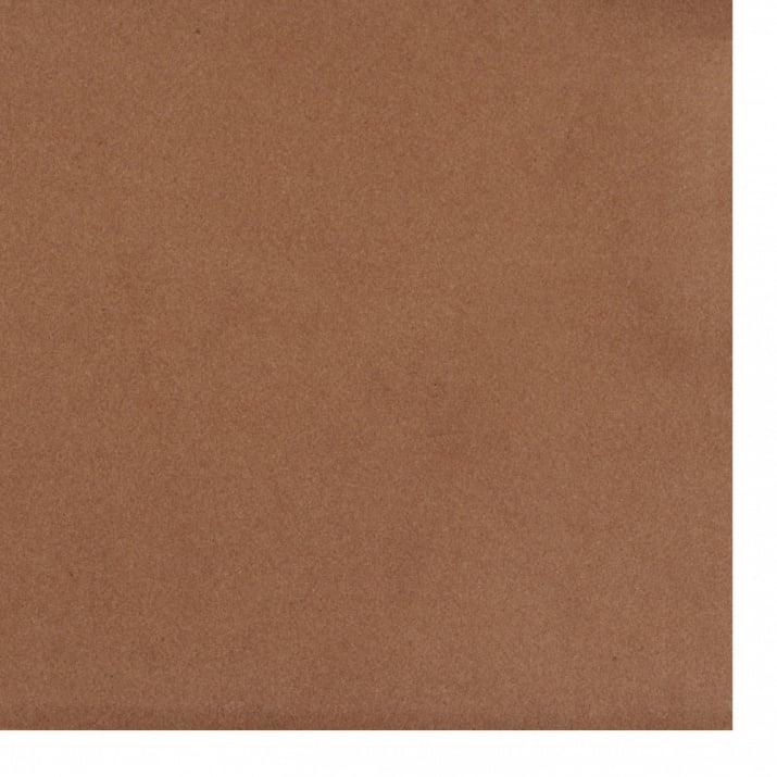 Фоамиран /микропореста гума/ 0.8~0.9 мм 50x50 см цвят кафяв