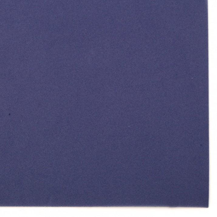 EVA материал /микропореста гума/ 2 мм А4 20х30 см син тъмно