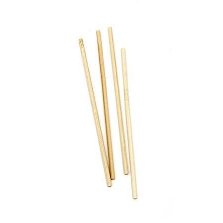 Бамбукови пръчки 150x4 мм светло дърво -40 броя