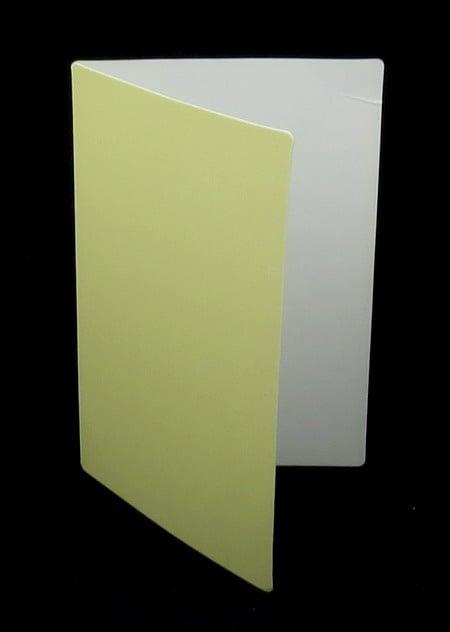 Основа за картичка 15.2x21 см цвят шампанско ЛУКС