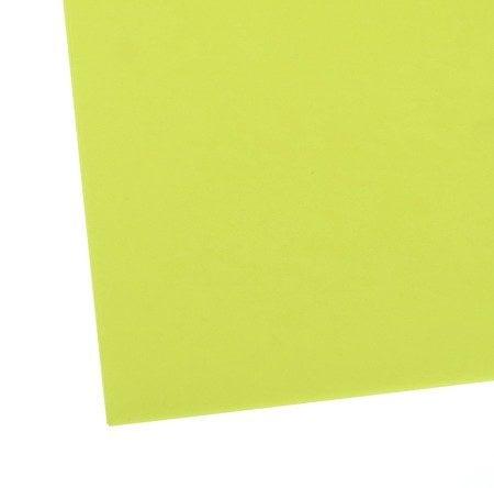 Хартия 300x210x0.2 мм жълта -10 листа