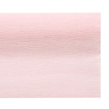 Креп хартия 50x230 см розова бледо
