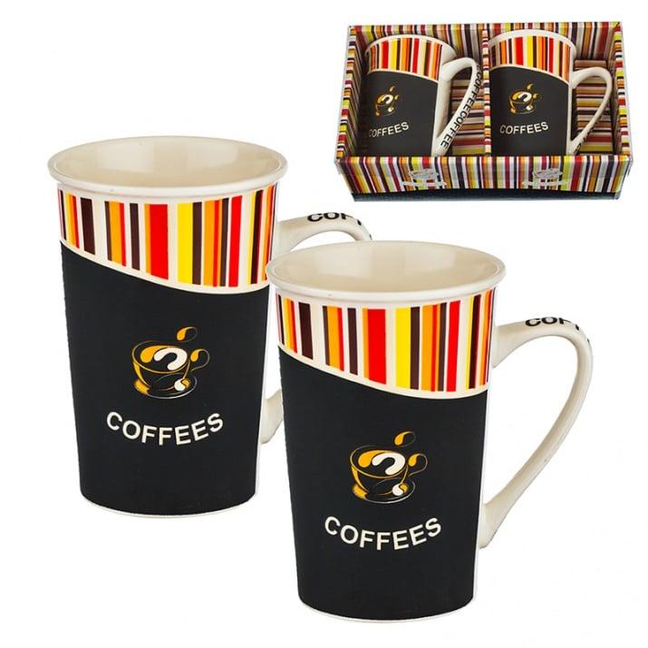 Комплект 2 чаши за кафе