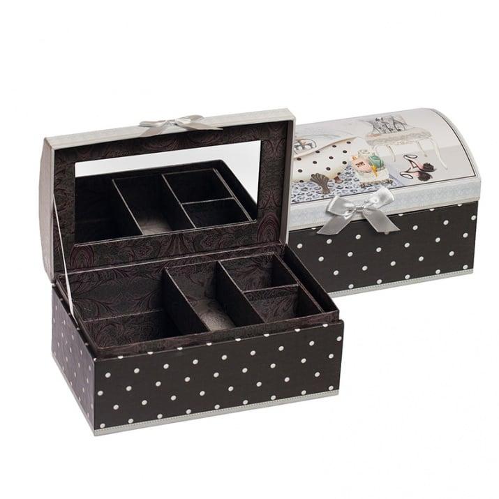Париж - кутия за бижута