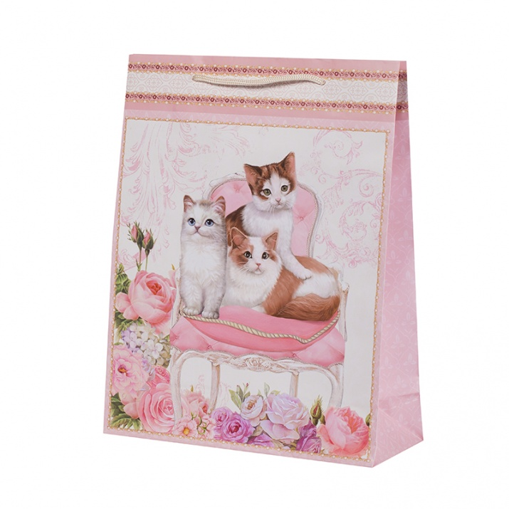 Котки харт.торба пакет 10бр. голяма
