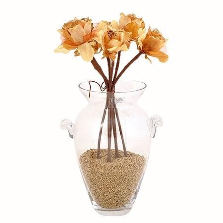 Рози 6 бр. букет злато
