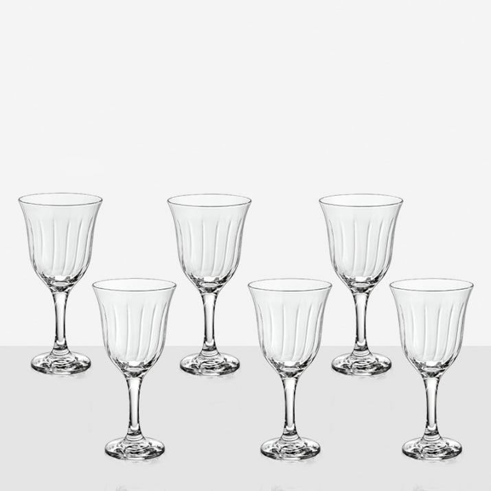 Giglio к-кт 6 чаши за вино