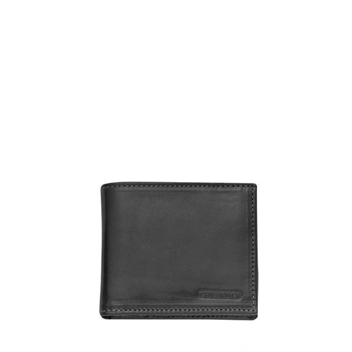 Черен мъжки портфейл CHIARUGI
