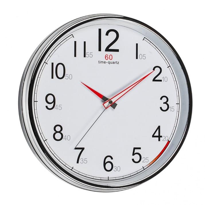Стенен часовник - червени стрелки