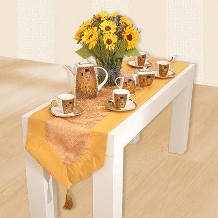 Покривка за маса жълта