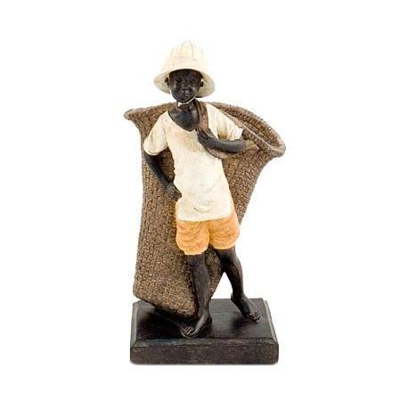 Статуя момче