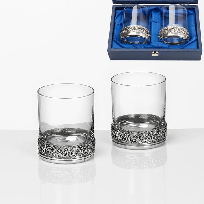 Уиски сет 2 чаши