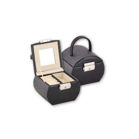 Кутия за бижута Black&silver малка