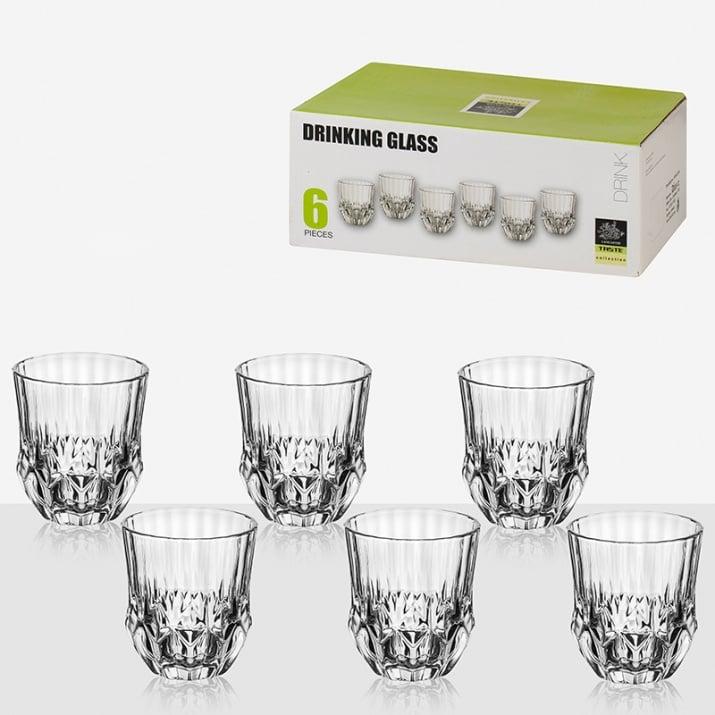 Чаши за уиски 6 бр.