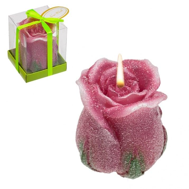 Свещ роза