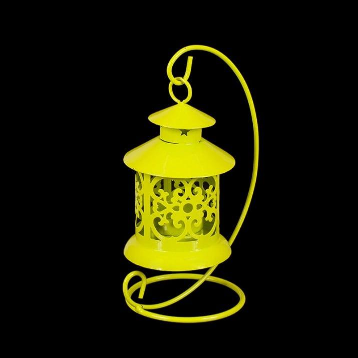 Фенер зелен