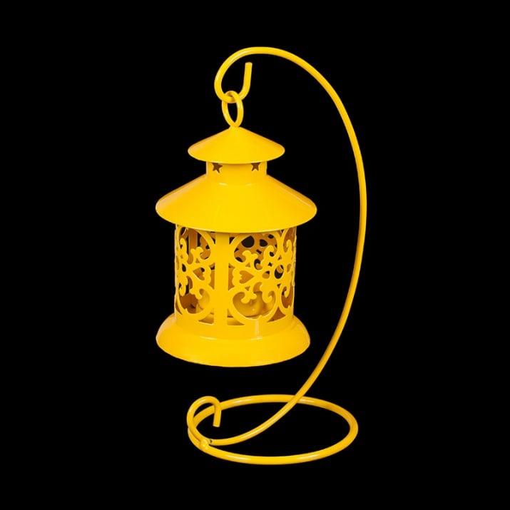 Фенер жълт