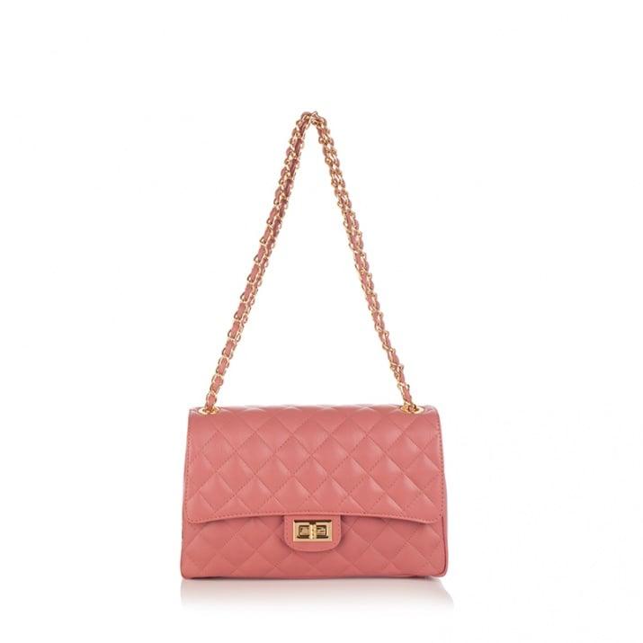 Дамска розова чанта Savage PIERRE CARDIN