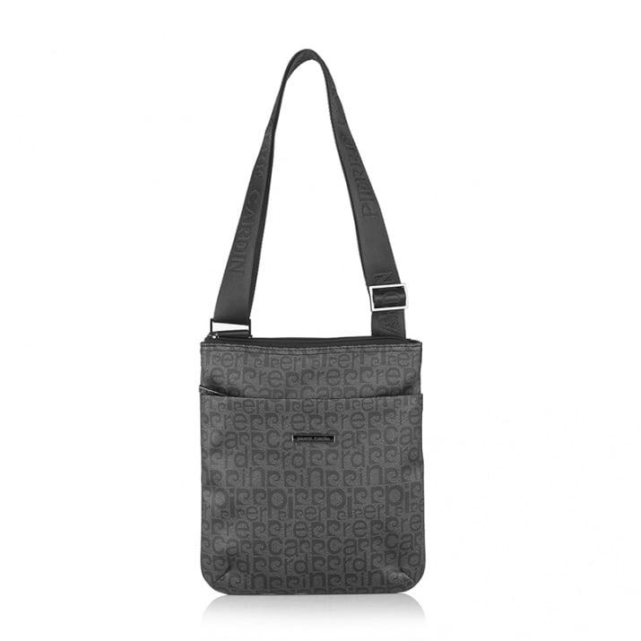 Мъжка чанта PIERRE CARDIN от плат с лога
