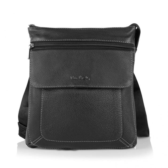 Мъжка чанта PIERRE CARDIN - естествена кожа