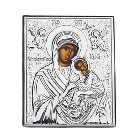 Икона Богородица 7/9 cm.