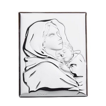 Икона сребро 7/9 cm.