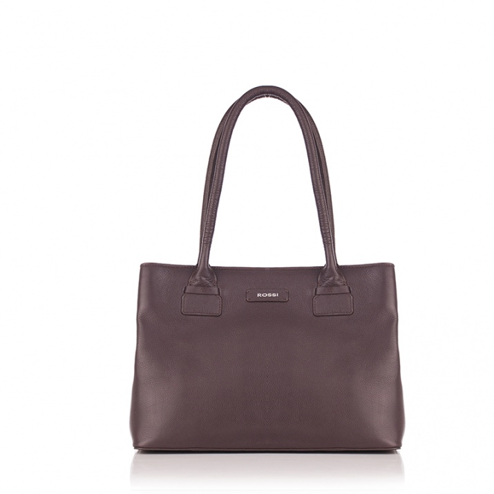 Дамска чанта бордо - ROSSI