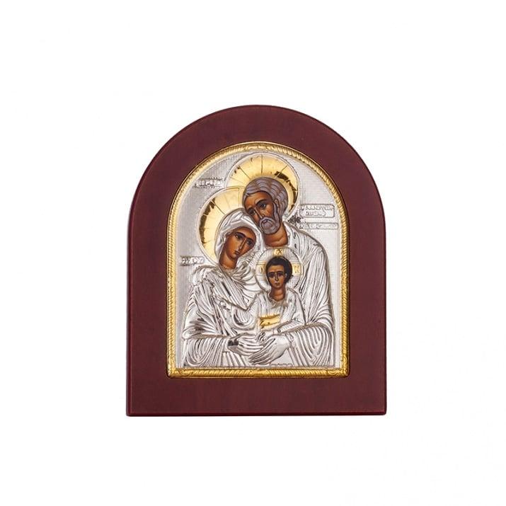 Икона Св.Семейство злато