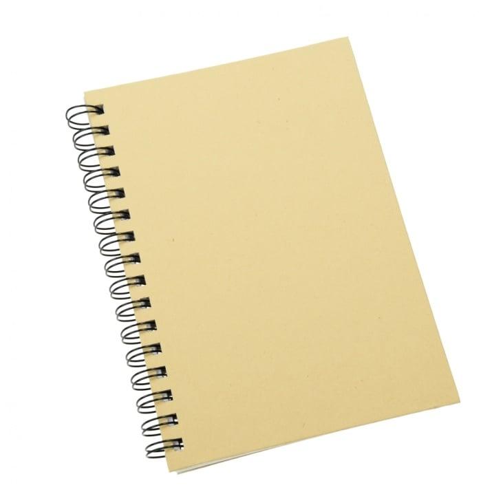 Бележник за скрапбукинг, A 5 / 21,5 × 15 cm, 60 стр., 70 g/m², кафяв Бележник, A5, 21.5 x 15 cm, 80 листа на точки, кафявБележник, A5, 21.5 x 15 cm, 80 листа на точки, кафяв