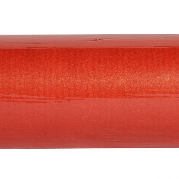 Хартия натронова опаковъчна, 75 g/m2, 100 cm x 5 m, 1руло, червена