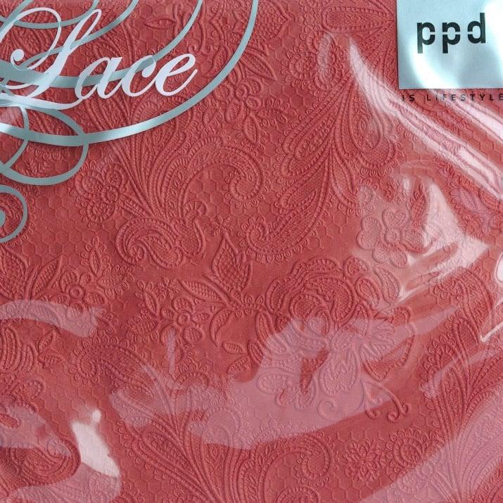 Алуминиево фолио, 20 х 30 см / 0,15 мм, 3 бр., двуцветно - червено и сребристо Салфетка PPD, 33 x 33 cm, пак.20 бр.