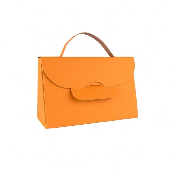 Чанта с една дръжка, 204 x 87 x 32 mm, 565g /m2