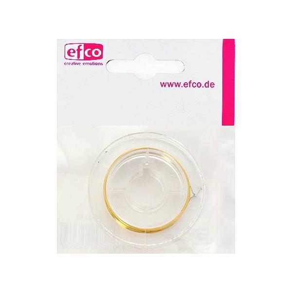Алуминиево фолио, 20 х 30 см / 0,15 мм, 3 бр., двуцветно - червено и сребристо Бижутерска тел, ф 0.25 mm, 10 m, злато
