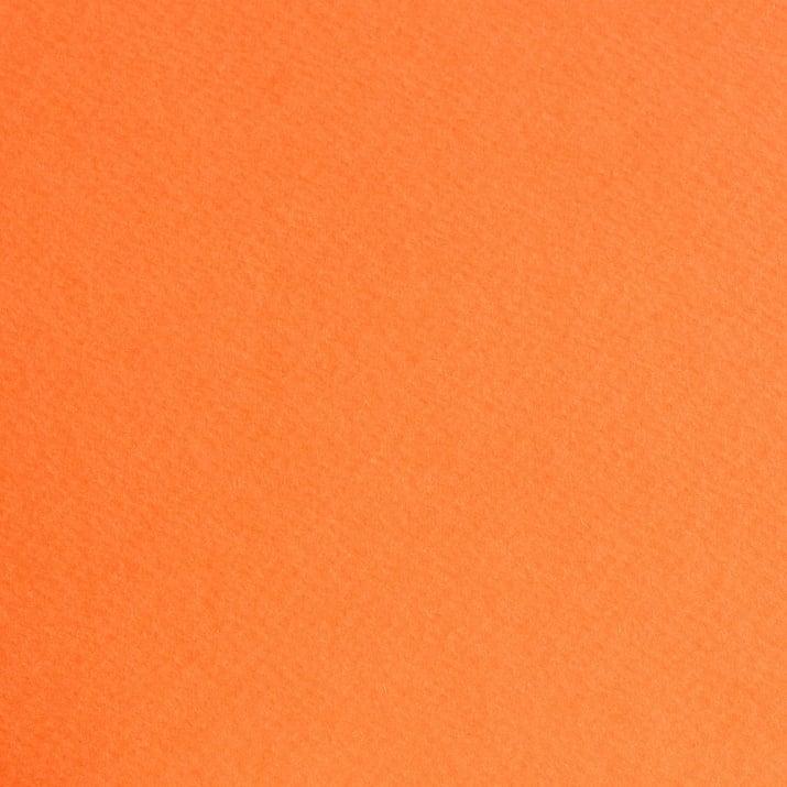 Фото картон едностр.оцв., 220 g/m2, А4, 1л, мандарина