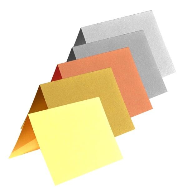 Картичка за маса RicoDesign, PAPER POETRY, ТК Картичка за маса RicoDesign, PAPER POETRY, ТК, 240g, DUN.GRUEN