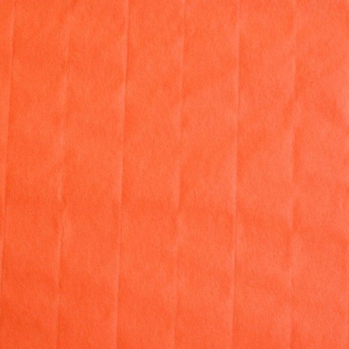 Хартия акордеон 30 слоя, 930 g/m2, 49,5 x 69 cm, 1л, оранжева