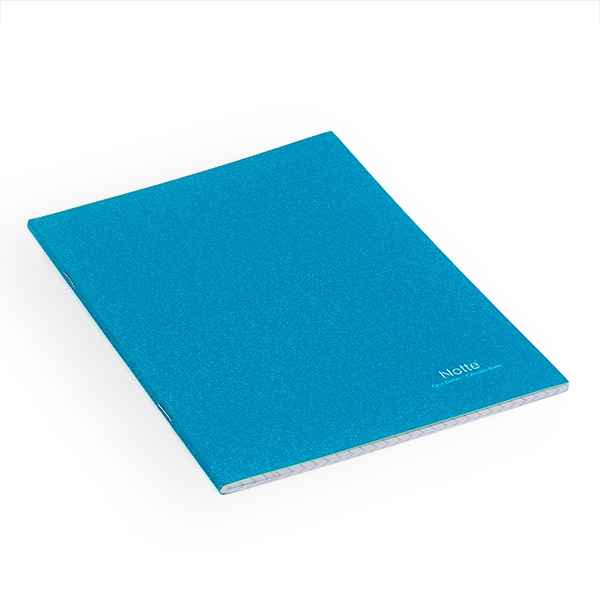 Тетрадка Notte School, A5, 80 л., квадрат, 60 g/m2
