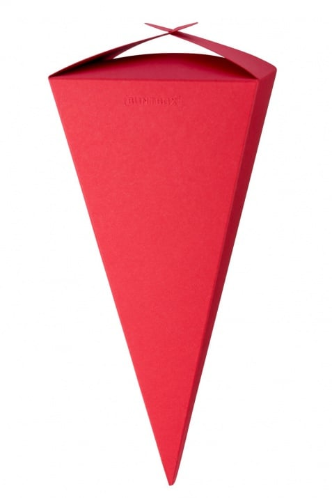 Чанта с една дръжка,163 х 73 х 108 mm,350g/m2 Кутия Парче от торта, 255х110х110mm, 350g/m2, Ruby
