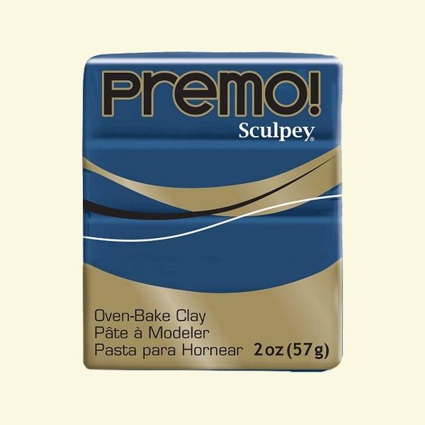 Полимерна глина Premo! Sculpey Полимерна глина Premo! Sculpey, 57g, Navy